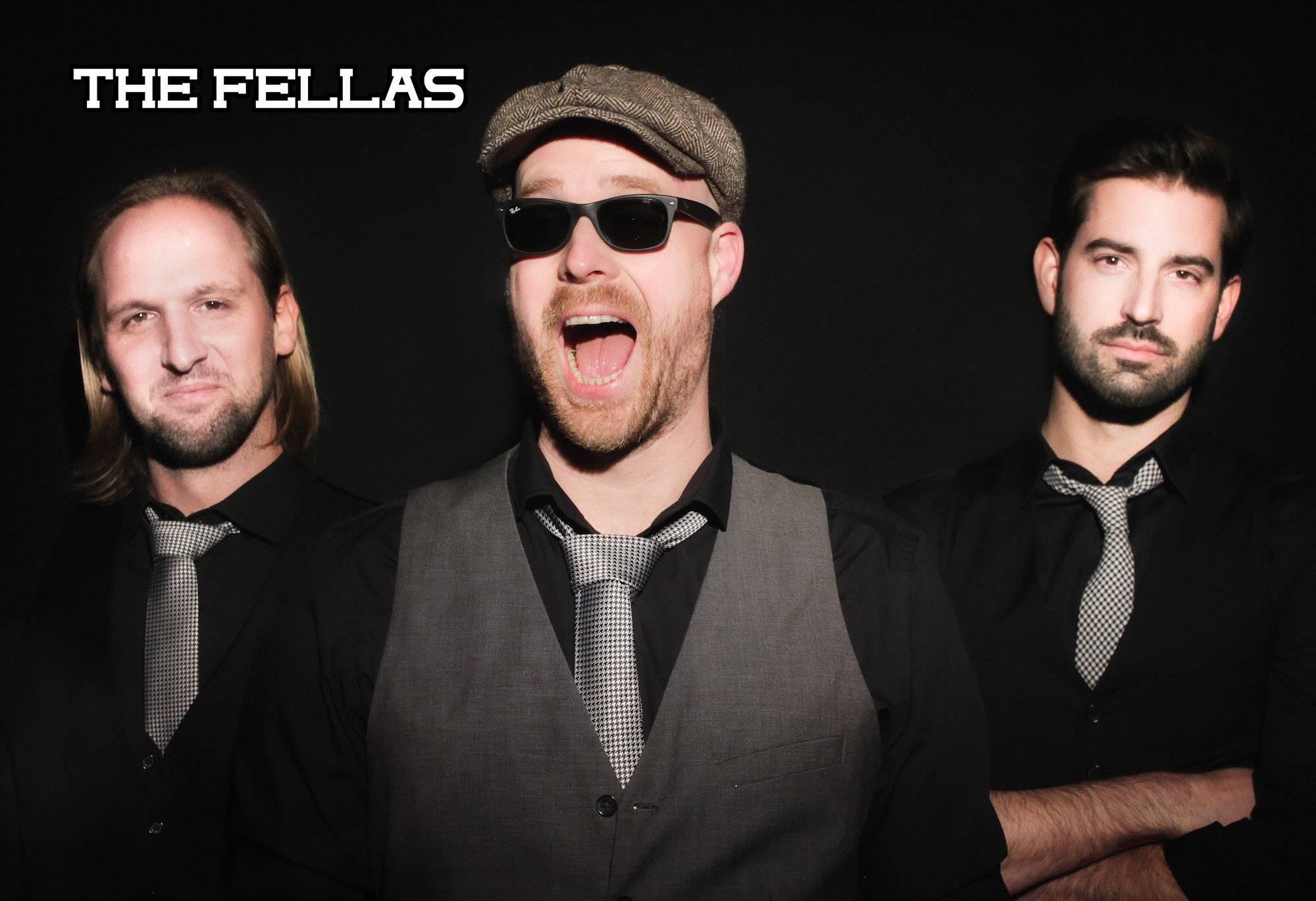 Coverband The Fellas