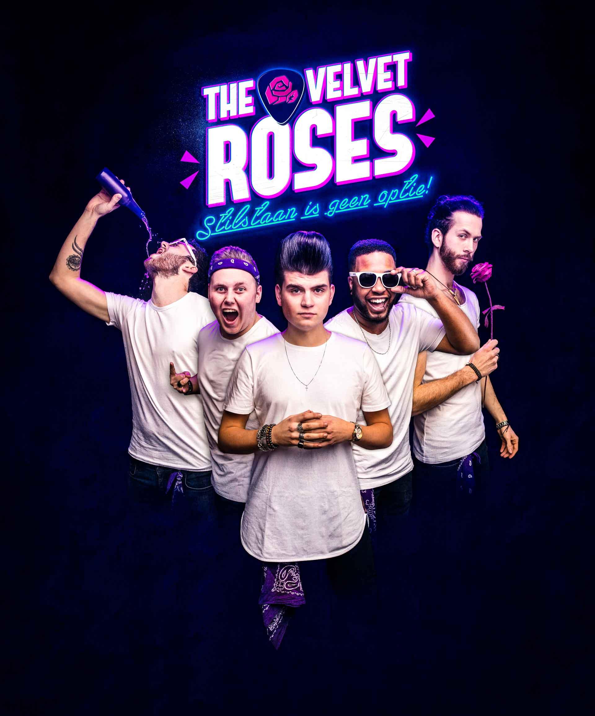 Coverband The Velvet Roses
