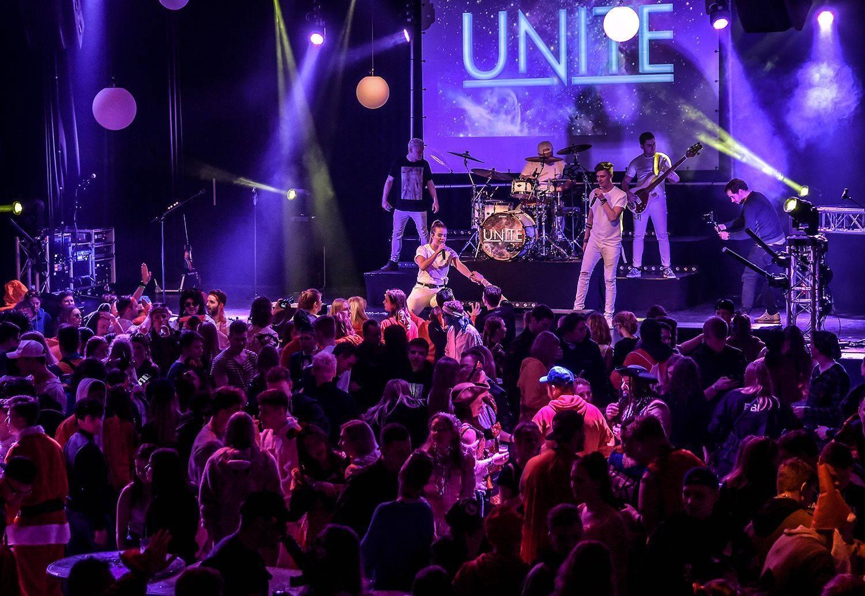 Coverband Unite