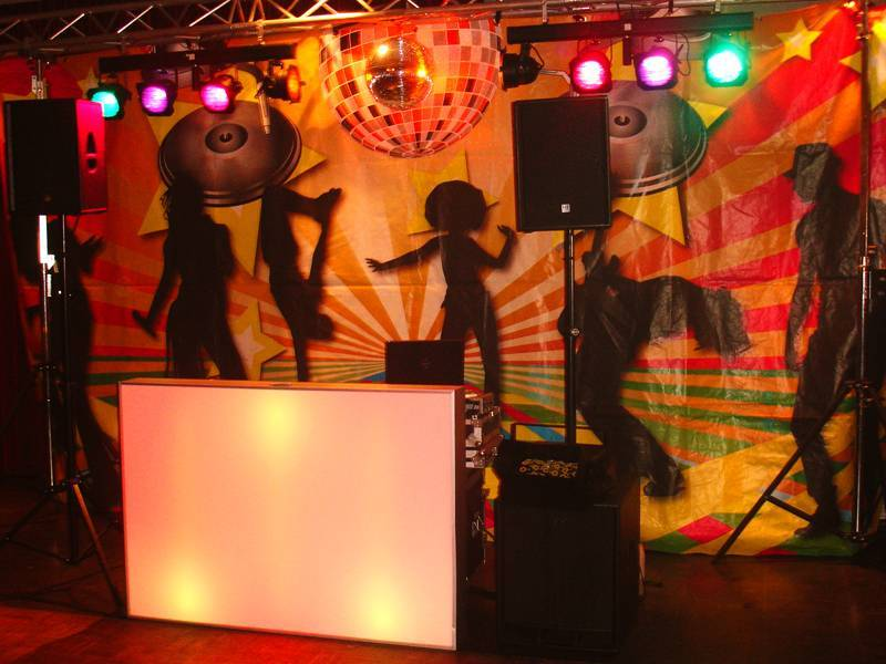 Fout Feest drive-in-show