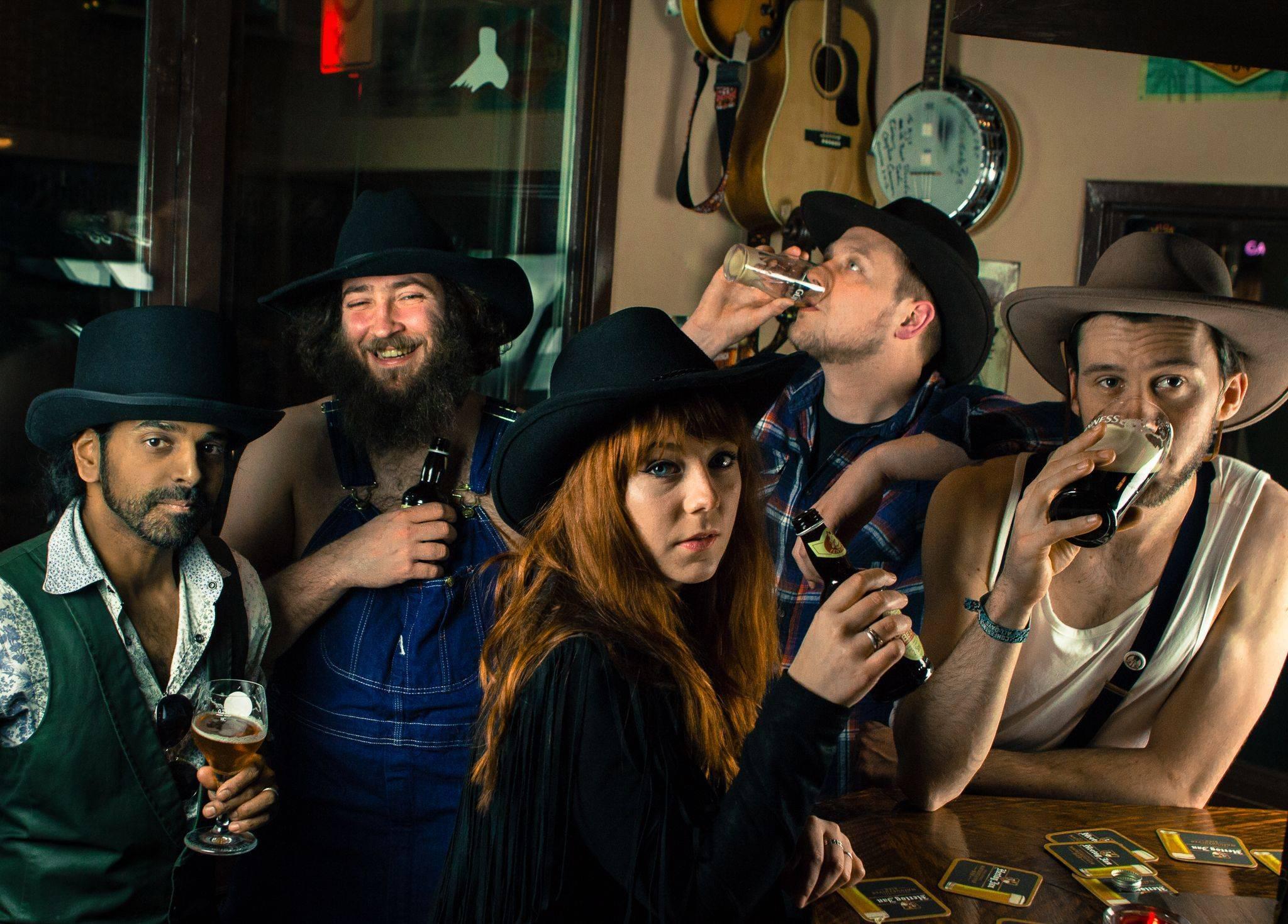 Coverband Royal Hillbilly Club